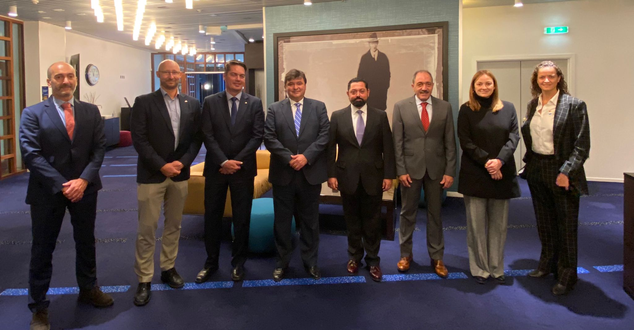 The Huelva 2021 World Championships arrives to the BWF Thomas and Uber Cup Finals
